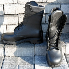 Army Boots - Combat Boots - Leather - Dutch Model - BATA