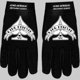 Gloves - Mechanics - King Kerosin - Ace of Spades