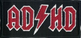 340 - Patch - ADHD- AC/DC style