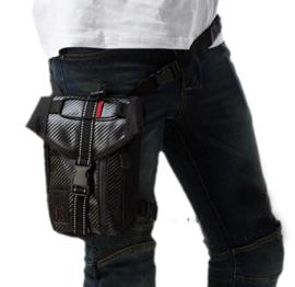 Hip / Leg Bag - Black - Multifunction - Rainproof