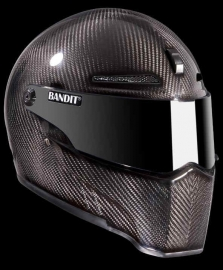 Bandit Alien 2 Carbon Streetfighter Helm ECE 22.05
