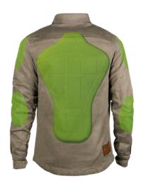 John DOE - MotoShirt - XTM-Fiber/Kevlar® - Camel