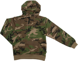 Fostex Sky Track Combat Hoodie - Camouflage