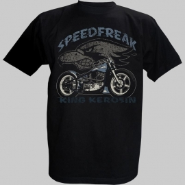 King Kerosin - Thunderbike SpeedFreak - T-shirt