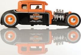 Harley-Davidson - HD Hot Rod - 1929 Ford Model A - Orange