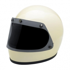 The Biltwell Blast Shield - Gringo - Smoke