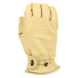 Gloves - Longhorn - Rodeo/Biker Gloves - Natural - Light