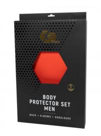 John Doe - BODY PROTECTOR SET  MEN (5x) - Impact XTM