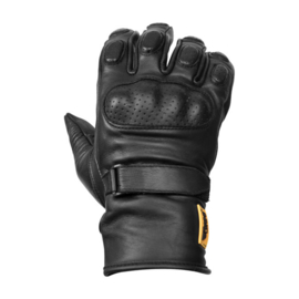 ROEG Gloves - Motorcycle Gloves with velcro & protection - Baxter
