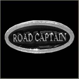 P181 - Pin - Road Captain