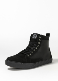 John DOE - Motorcycle Sneakers - NEO - Black/Black