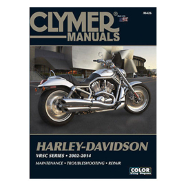 Book - Harley-Davidson V-Rod - SERVICE MANUAL