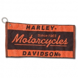 H-D® MOTORCYCLES BAR TOWEL