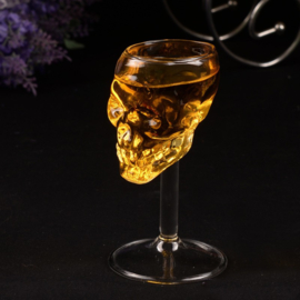Crystal Head - Skull of Doom - Wine Glass