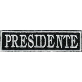 PATCH - stick - function / flash - PRESIDENTE