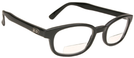 Original X-KD's - Glasses with Reading Lenses - CLEAR - READERZ 2.25