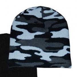 Beanie - Urban Camouflage