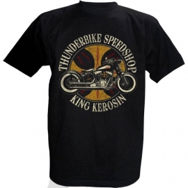King Kerosin - Thunderbike SpeedShop - T-shirt