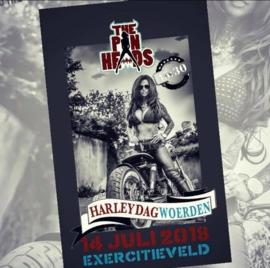 x 2018/07, 14 jul. - Harleydag  Woerden - 18e Editie!