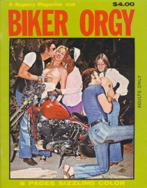 Old Skool (Bad) Biker Magazines