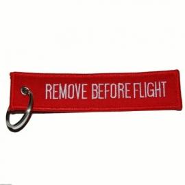 Keychain - Remove Before Flight