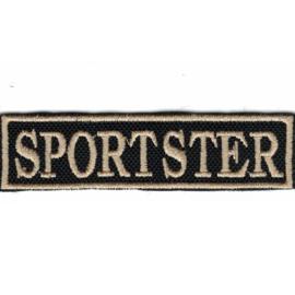 356 - PATCH - SPORTSTER - Stick