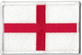047 - PATCH - English flag - England