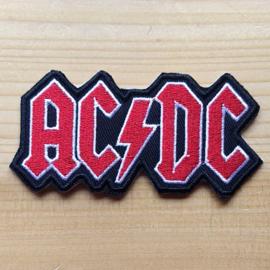 Patch - AC/DC - Red Logo - ACDC AC-DC