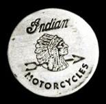 P121 - Pin - Indian Motorcycles -  Large