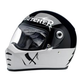 Biltwell - Lane Splitter Helmet - Rusty Butcher (ECE)