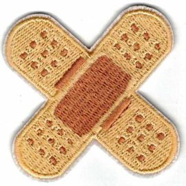 Patch - Crossed Band Aids