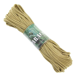 PARACORD 7 STRINGS 30 MTR. - EXTRA STERK TOUW