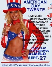 x 2014/09, 27 sept. - American Day Twente