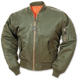 MA-1 Bomber Jacket - Army Green