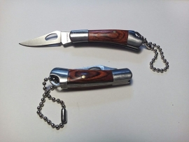 Knife / Keychain - 03 - Trailing-Point Blade