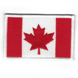 PATCH - Canadian Flag - Maple Leaf Flag - L'Unifolié - Canada - drapeau Canadien