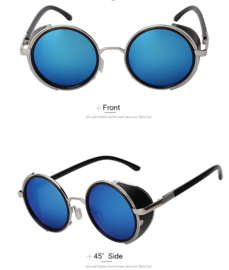 Rebel Sunglasses - Speed - Blue - 'Arctic'