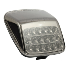 LED TAILLIGHT LENS, SMOKE - V-ROD