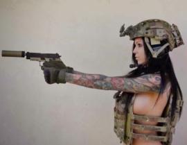 BadBoyz Valve Caps - 38 Special - Original Stainless Bullet Shells