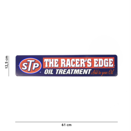 Long Metal plate STP - The Racers Edge