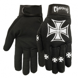 Gloves - Mechanics - Choppers Cross