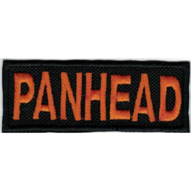 Orange PATCH -HD - PANHEAD
