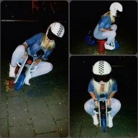 Nau - Fashion Helmet - Race 1993 - ECE 22.05