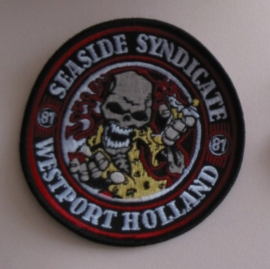 Support 81 - Westport - Seaside Syndicate PATCH - small
