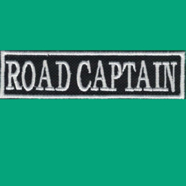 PATCH -Flash / Stick - ROAD CAPTAIN