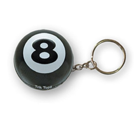 Keychain - TrikTopz - Eightball - 8