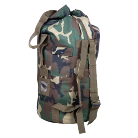 Army Duffle Bag / Backpack (choose color)