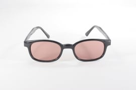 Sunglasses - X-KD's - Larger KD's -  Rose