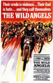 The Wild Angels ~1966 ~Starring~ Nancy Sinatra!