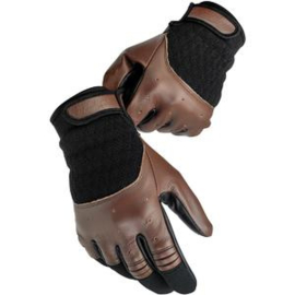 Biltwell INC - Bantam Gloves - CHOCOLATE/BLACK